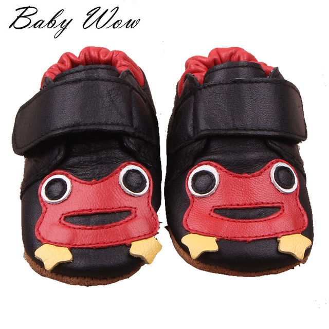 New Brand Baby Shoes First Walker Infant Genuine Leather Cute Cartoon Soft Sole Shoe Newborn Baby Boys Girls Footwear tyh-30372