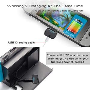 Image 3 - Vikefonタイプc bluetooth 5.0オーディオトランスミッタaptx ll usb/タイプcワイヤレス任天堂スイッチpcテレビtwsヘッドホンPS4