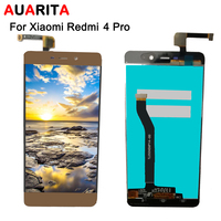 1pcs LCD For Xiaomi Redmi 4 Pro 4 Prime LCD Display And Touch Panel Screen Digitizer