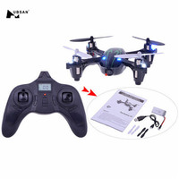 Original Hubsan X4 H107C Upgraded 2.4G 4CH RC Quadcopter With 2MP Camera RTF Mode 2 Night Fly