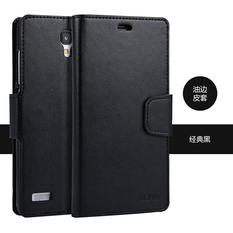 xiaomi redmi note 1 Case Coque Flip Leather + TPU Silicone Material Back wallet Cover case for xiaomi redmi note 1 5.5 fundas