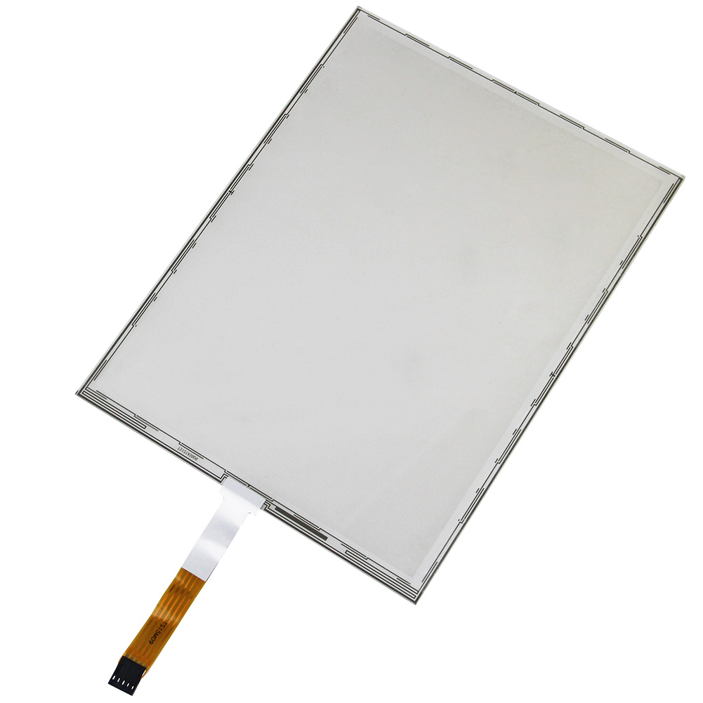 ФОТО 12.1 Inch  266x203.2mm Resistive Touch Screen Panel+5Wire USB kit for 12.1 Monitor