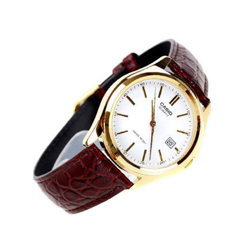 cfc30ce4a9a7 Casio classic Watch 2017 New Arrival LTP 1183Q 7A Quartz Watch Women  Leather Dress Wristwatch Fashion Casual Gold Clock LTP 1183-in Women s  Watches from ...