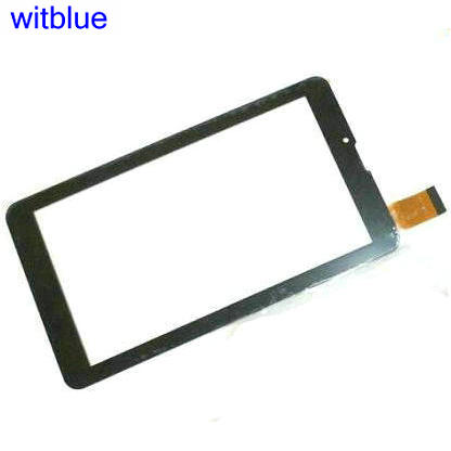 Witblue New For 7 Irbis TZ720 3G Tablet  touch screen panel Digitizer Glass Sensor replacement Free Shipping new black for 10 1inch pipo p9 3g wifi tablet touch screen digitizer touch panel sensor glass replacement free shipping