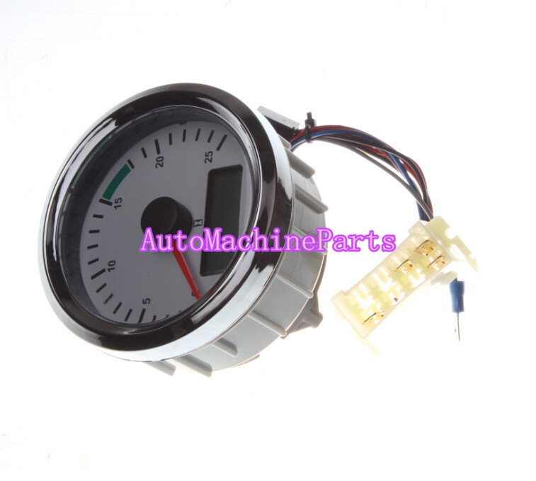 704/D7231 704D7231 Gauge Tacho Hourmeter for JCB 3CX 4CX