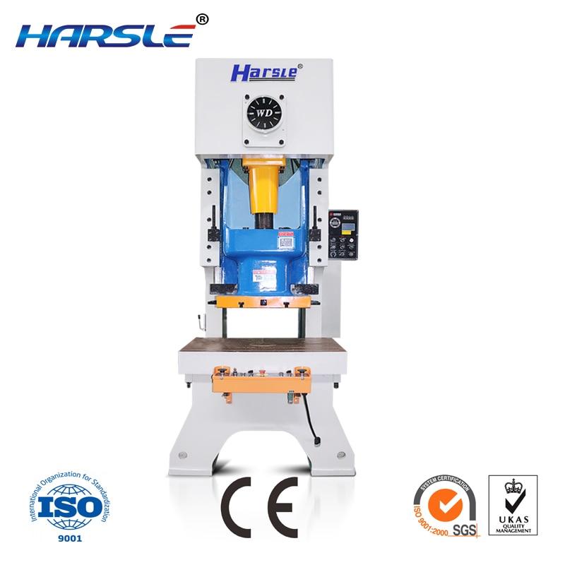 Electric Hole Punching Machine Sheet Metal Punch Press