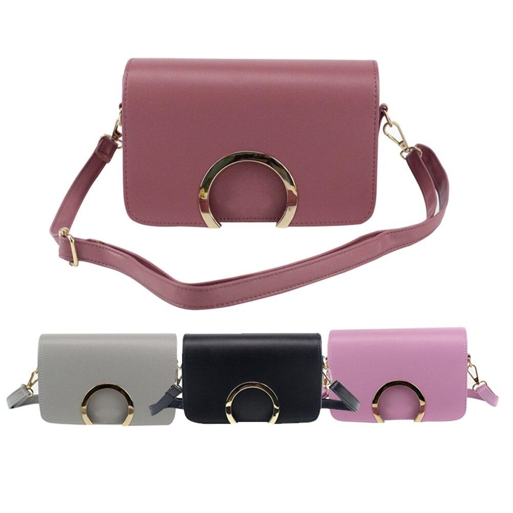 Fashion Women Leather Handbags Shoulder Women Messenger Bags Crossbody Small Handbag Bolsa Feminina Clutch Women Bag 1STL #LD789