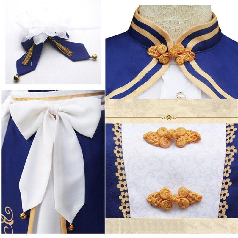 Jeu Miracle Nikki Cosplay Costumes Nikki Cosplay Kawaii Lolita robe Costume Halloween fête femmes Cosplay Costume - 4
