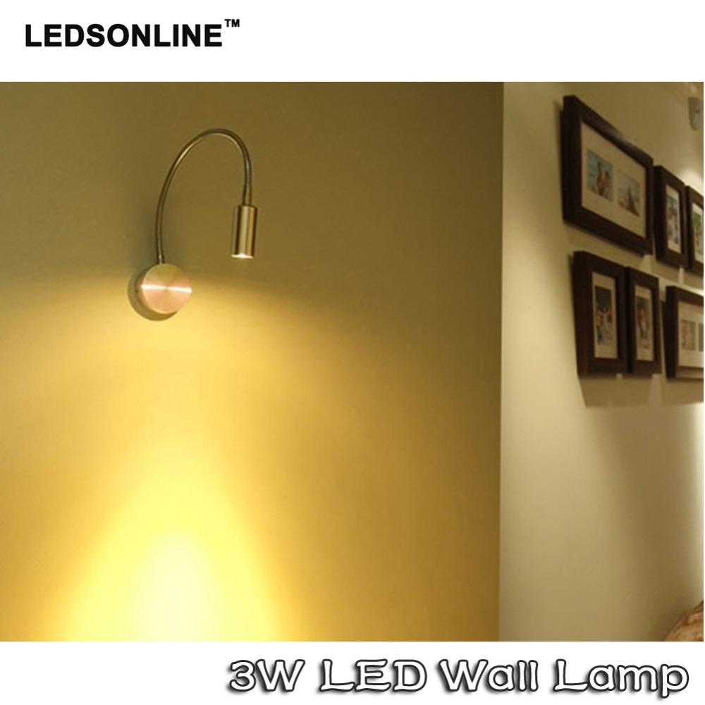 products light gooseneck silver shades of led wall sconce flexible