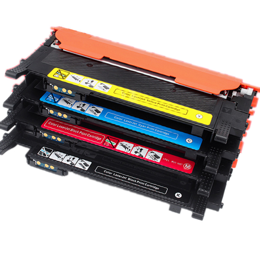 CLT 406S CLT-406S CLT-406 406 compatible toner Cartridge for Samsung SL-C460W SL-C460FW SL-C463W C460W C460FW C463W Printer high quality toner powder compatible samsung clp508 printer powder clt 508k clt 508c clt 508m clt 508y