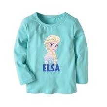 Elsa Long Sleeve T-shirts – Frozen