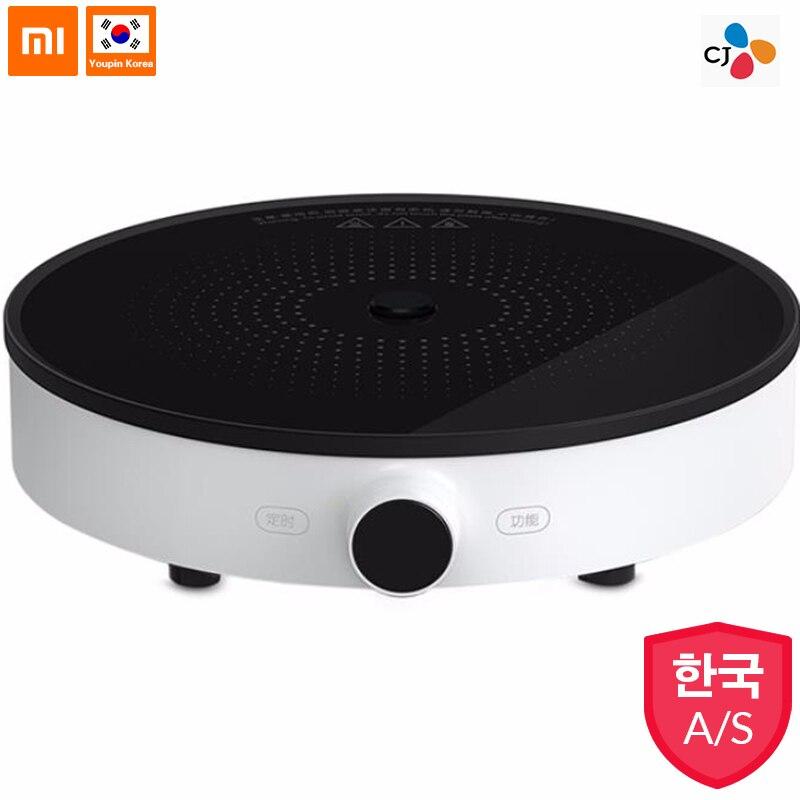Cuisinières à induction d'origine Xiao mi mi jia mi maison intelligente créative contrôle précis plaque à Induction tuile Hot Pot APP télécommande