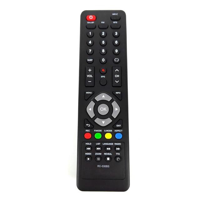 ใหม่สำหรับ Daewoo LCD/LED TV Remote control RC 530BS สำหรับ L49S650VHE L43T670VGE L43S650VHE L43S645VTE L40S645VTE L40R640VT