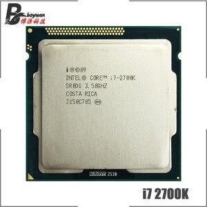 Image 1 - Intel Core i7 2700K i7 2700 K 3.5 GHz Quad Core CPU Processor 8 M 95 W LGA 1155