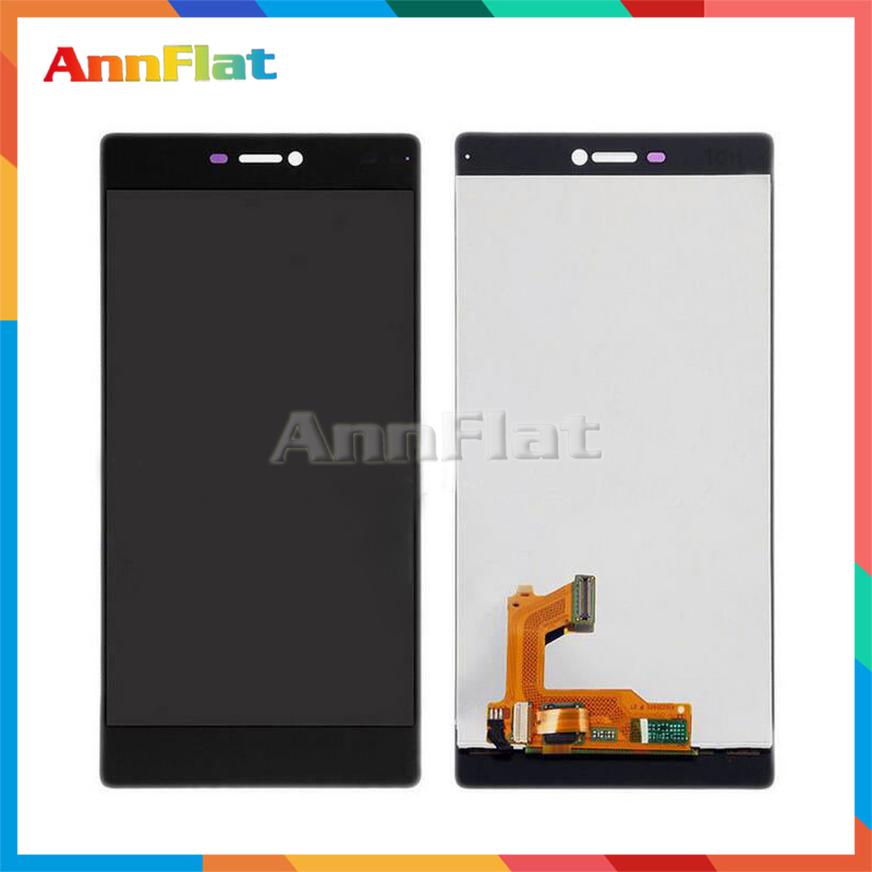 DHL 10pcs high quality 5.2 For Huawei P8 LCD Display Screen With Touch Screen Digitizer  ...