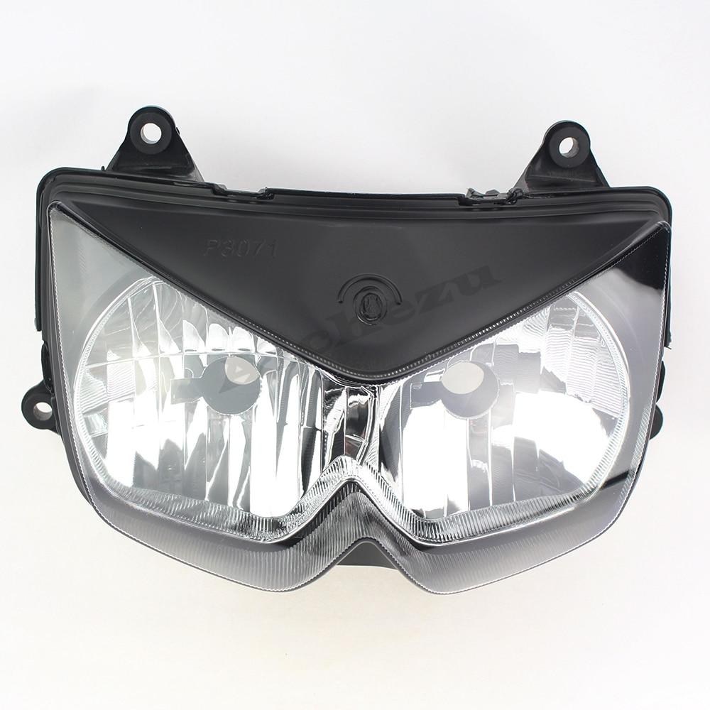 ACZ Motorcycle Light Headlights Headlamps Head Lights Lamps Assembly For KAWASAKI NINJA250 2008 2012 Z1000 2003