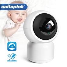 WiFi IP Camera 1080P Auto Tracking Wireless Baby Monitor 720P IR 10M Night Vision Cloud Storage Wi-fi PTZ IP Camera P2P APP View