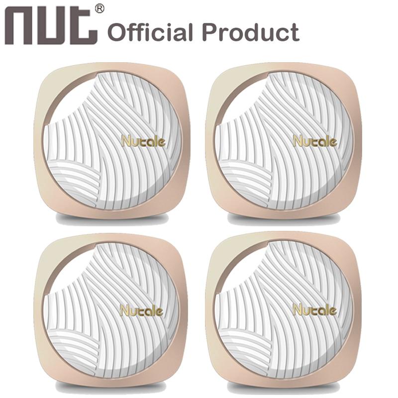 4pcs NUT Nutale Focus F9 2 3 Mini Itag Smart key Finder Bluetooth Tracker Anti Lost