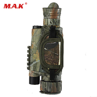 5 Times Digital 5X40 CCD IR Digitale Monocular Night Vision Infrared Monocular Telescope Camera Video Function for Hunting