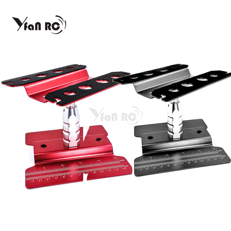 Heightening Work Stand Assembly Platform 360 Degree Rotate Repair Station For RC 1/8 1/10 TRX-4 Axial SCX10 Tamiya HSP