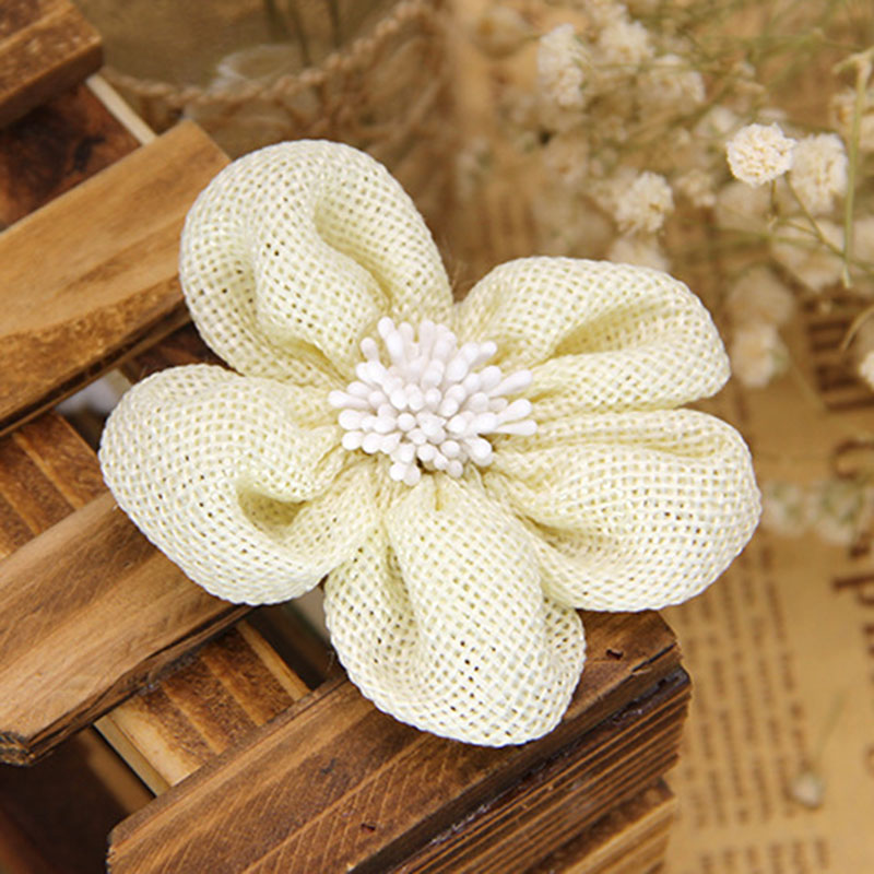 2019 Diy Hemp Flowers 8cm Paper Rose For Wedding & Event Decorations Backdrops Deco Baby Nursery Fashion Show Video Tutorials