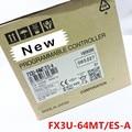 1 anno di garanzia Nuovo originale In scatola FX3U-48MR/ES-A FX3U-48MT/ES-A FX3U-64MR/ES-A FX3U-64MT/ES-A