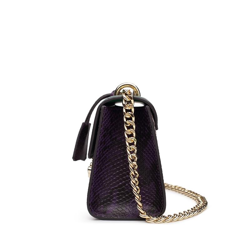 luxo mulheres sacolas de designer Material Principal : Couro Genuíno