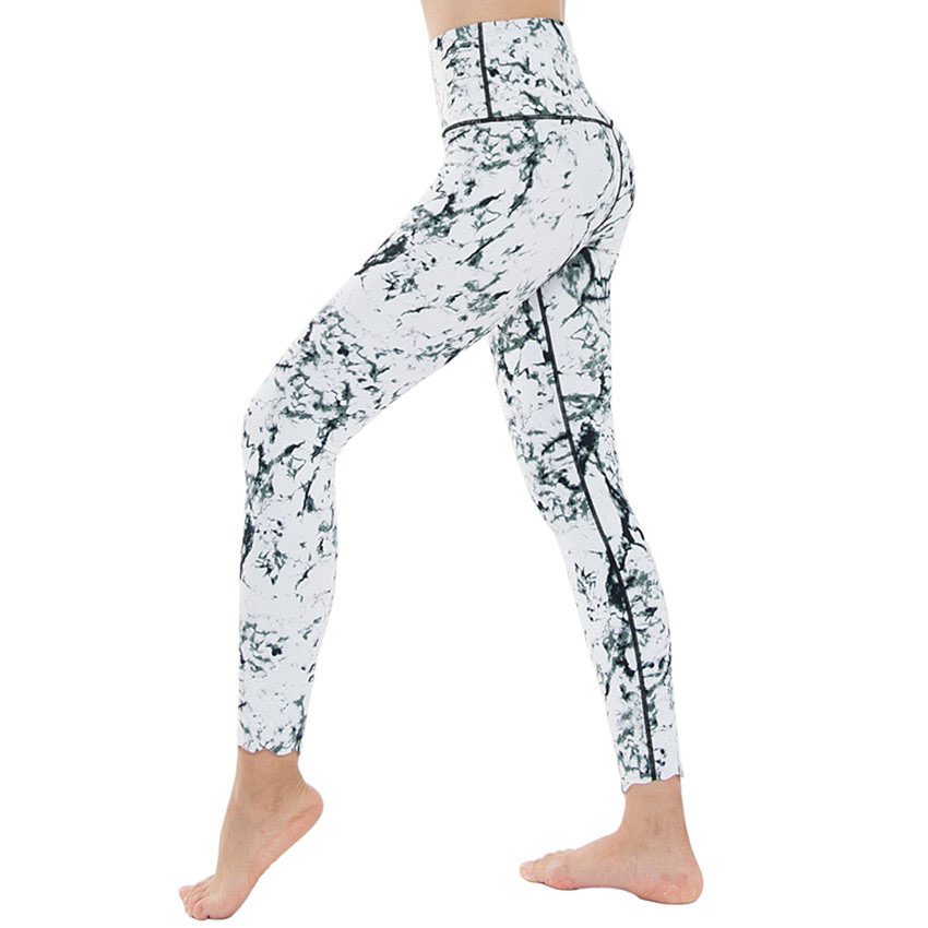 f545fc72f5 VECTOR Brand High Waist Elastic Yoga Pants Women Lulu Yoga Leggings  Sportswear Running Workout Trousers Super Quality Gym Pants