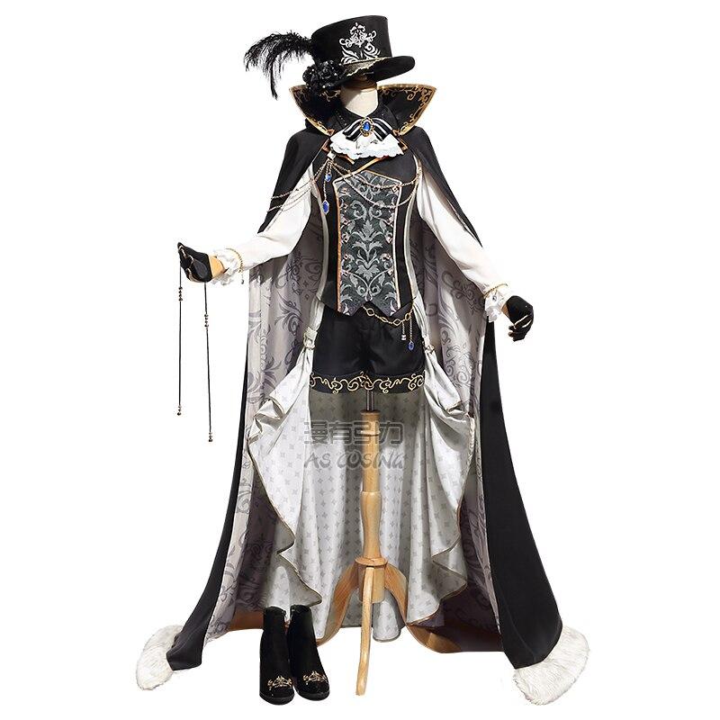 2017 черный Батлер ВС проснулся аниме Ciel Phantomhive Косплэй Yume 100 костюм для Хэллоуина S L Размеры Бесплатная доставка с хорошее качество