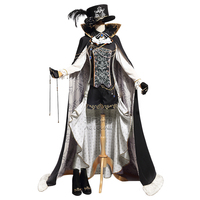 2017 Black Butler Sun Awake Anime Ciel Phantomhive Cosplay Yume 100 Halloween costume S L Size Free Shipping With Good Quality