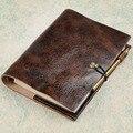 Блокнот из натуральной кожи  Дневник для путешествий  дневник ручной работы  планировщик  винтажные дневники  блокнот для набросков для шко...