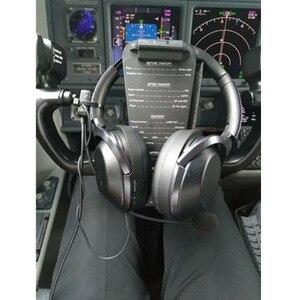 Image 5 - UFQ casque daviation Mike 2 combinaison de microphone pour Bose QC25,QC35, fonctionne également avec Sony ou Sennheiser, bonne qualité