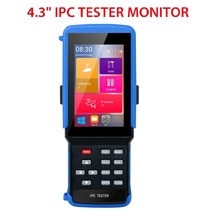 IPC 9310 wifi 4.3'' 5 in one Touchscreen CCTV Tester for IPC/Analog Camera,IPC 1080P, AHD,CVI,TVI,BNC Network Cable Tester hamrolte bnc cable cctv power video bnc dc plug cable for ahd cvi tvi analog camera surveillant system 50m 40m 30m 20m 10m 5m