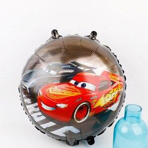 Image 5 - Воздушные шары из фольги в виде гоночной машины, 50 шт., 18 дюймов, автомобиль, украшения для свадьбы, дня рождения, детские подарки, товары для мальчиков, игрушки, автомобильные шары, оптовая продажа