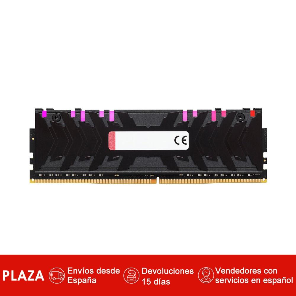 HyperX Predator 8 GB 2933 MHz DDR4 RGB, 1x8 GB, nègre