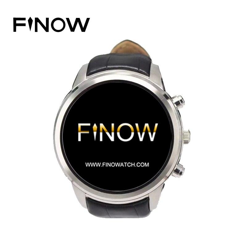 2016 Hot Finow X5 font b smart b font font b watch b font 3G font