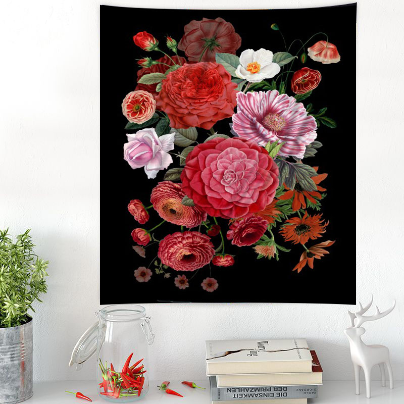 Super Deal 5298 Motif Floral Indien Echarpe Mode Mandala