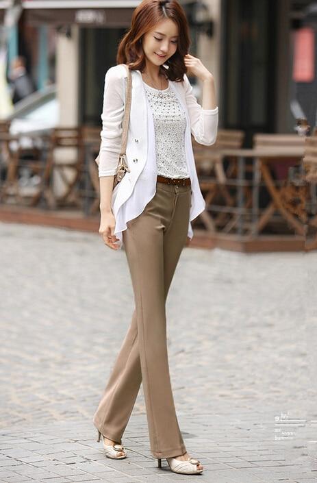 Womens Summer Dress Pants - Pi Pants