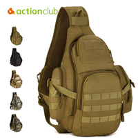 Actionclub 20 35L Outdoor Shoulder Bags Molle Military Tactical Backpack Waterproof Climbing Mountaineer Backpack Men Travel