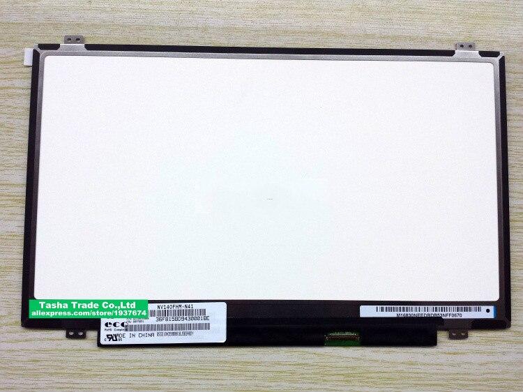 For BOE matrix NV140FHM-N41 LCD Screen Matrix for Laptop 14.0