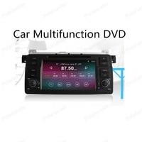 7in Quad Core voiture DVD Android 4.4 pour BMW E46 GPS NAVI RADIO BT 1024*600 le soutien DAB + TPMS DVR
