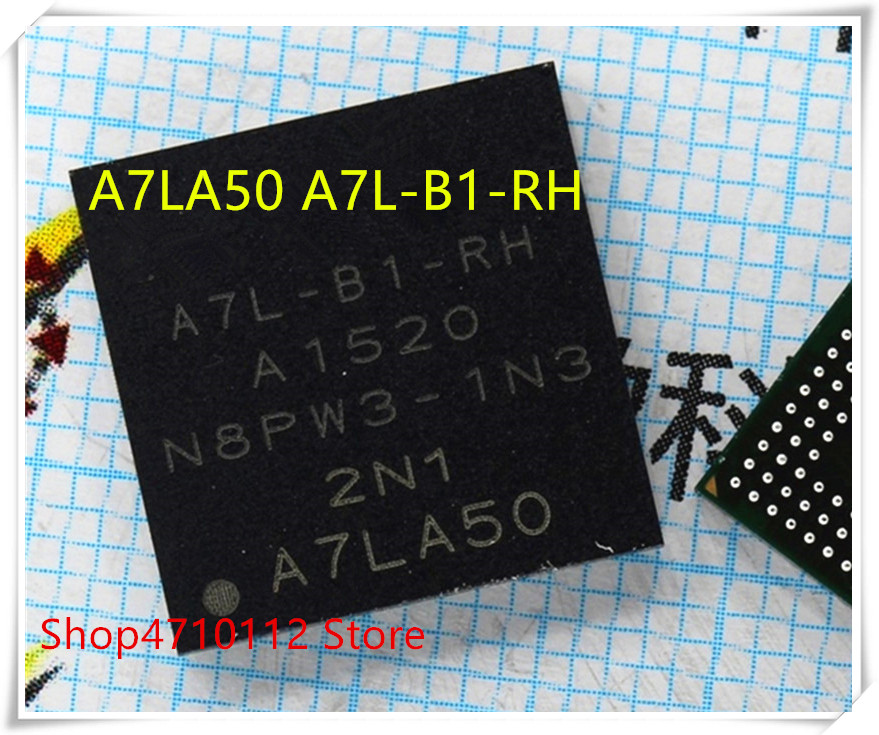 NEW 1PCS/LOT  A7LA50-B1-RH A7l-b1-rh A7l50-b1-rh A7LA50  BGA IC