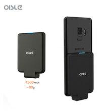 Type C mini Fast Charging Portable Power Bank 4500mAh External Battery