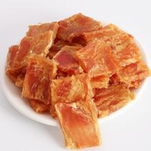 Dog Snacks Dog Food Pet food Fresh Beef Slice Small Middle Large Dogs Training Reward clean teeth Dlicious Beef Snack