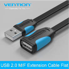 Vention USB 2.0 Extension Data sync Charge Cable USB 2.0 Extra Cable for laptop PC to Female For Cellphone Monitor Card reader