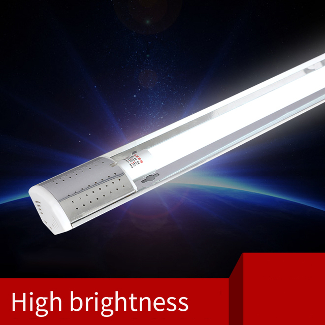 led pipe lamp t8 tube lights for home verlichting 110v220v lamparas commercial lighting bracket