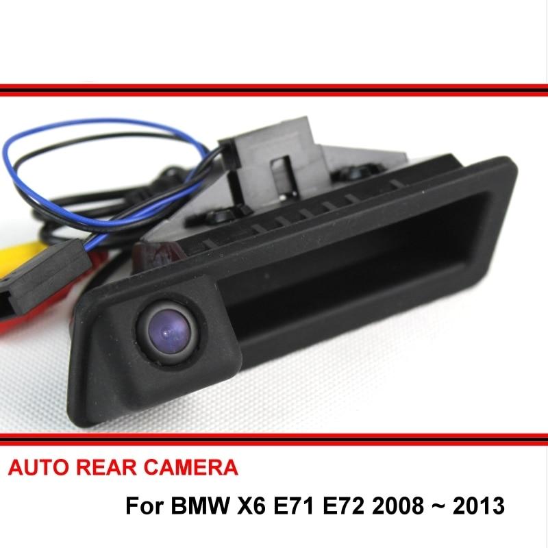 Voor BMW X6 E71 E72 2008-2013 Kofferbak Handvat OEM HD CCD Auto - Auto-interieur accessoires