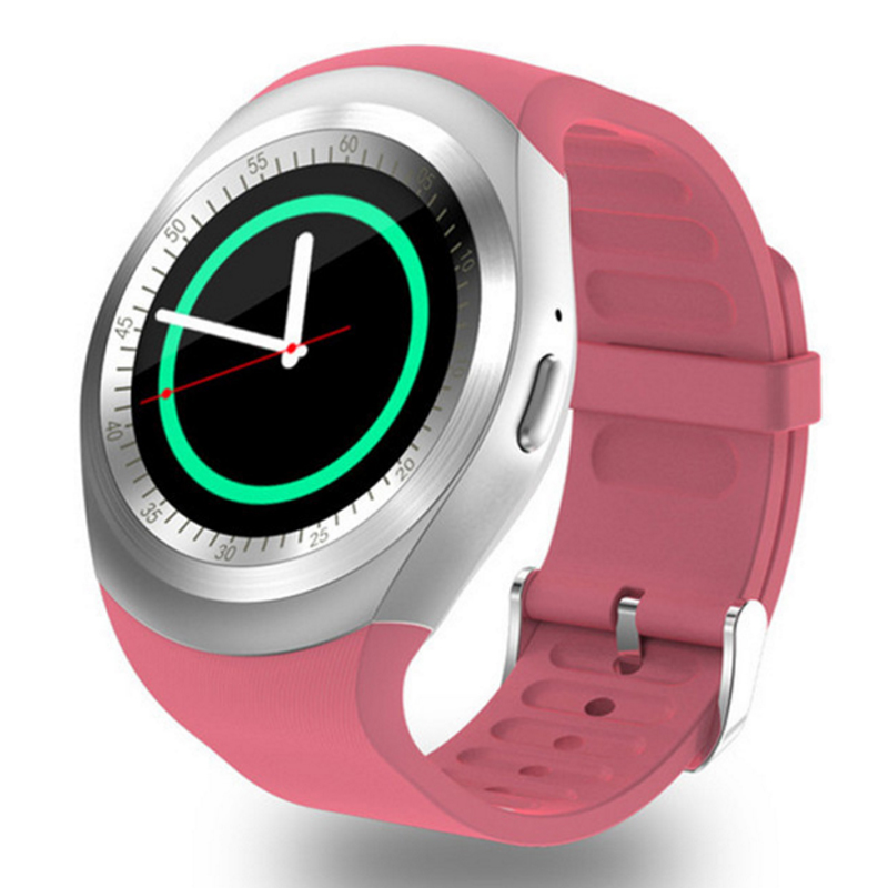 Bluetooth Y1 Smart Watch Support Nano SIM TF Card with Whatsapp Facebook Message Reminde ...