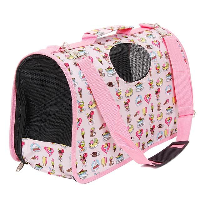 Fashion Cat Carrier (3 Colors)