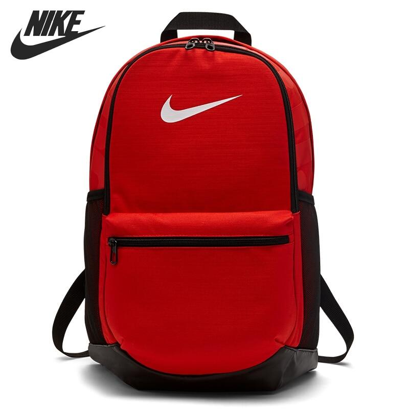Original New Arrival NIKE NK BRSLA M BKPK Unisex Backpacks Sports BagsOriginal New Arrival NIKE NK BRSLA M BKPK Unisex Backpacks Sports Bags